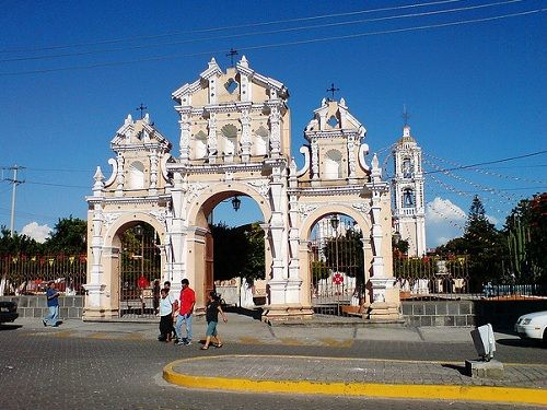 Paseo por Mexico Iglesia del Apóstol Santiago en Izúcar de Matamoros