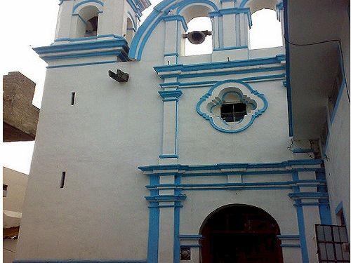 Paseo por Mexico Capilla de la Luz en Izúcar de Matamoros