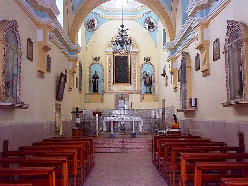 Paseo por Mexico Interior de Capilla de la Luz en Izúcar de Matamoros