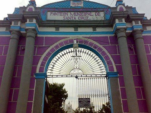 Paseo por Mexico Capilla del Panteón Municipal de Izúcar de Matamoros