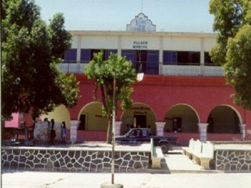 Paseo por Mexico Palacio Municipal Jolalpan