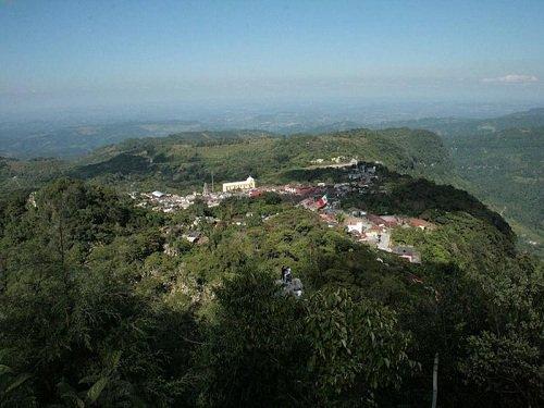 Paseo por Mexico Paisajes de Jonotla