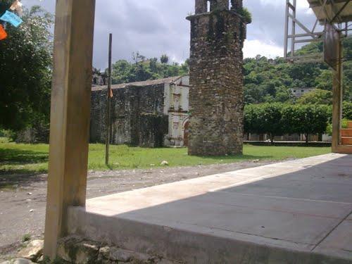 Paseo por Mexico Iglesia Parroquial de Tlaolantongo en Jopala
