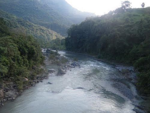 Paseo por Mexico Río de Ajajalpan en Jopala