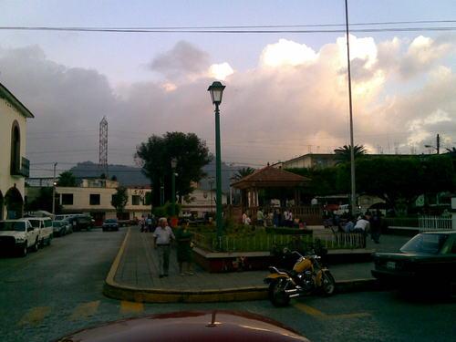 Paseo por Mexico Zócalo de Juan Galindo