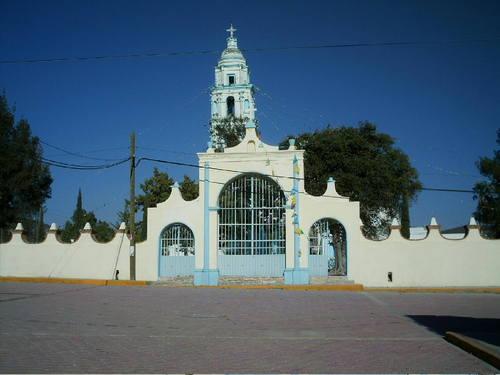 Paseo por Mexico Iglesia parroquial a Santa Isabel en Juan N. Méndez