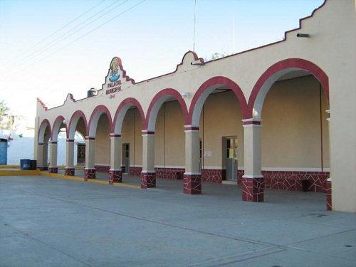 Paseo por Mexico Palacio Municipal de Juan N. Méndez