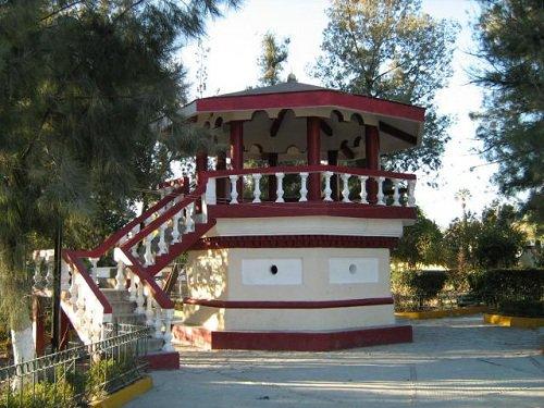 Paseo por Mexico Kiosco de Juan N. Méndez