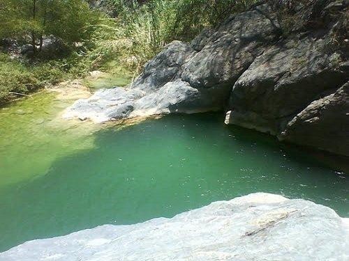 Paseo por Mexico Venero de Agua de La Magdalena Tlatlauquitepec