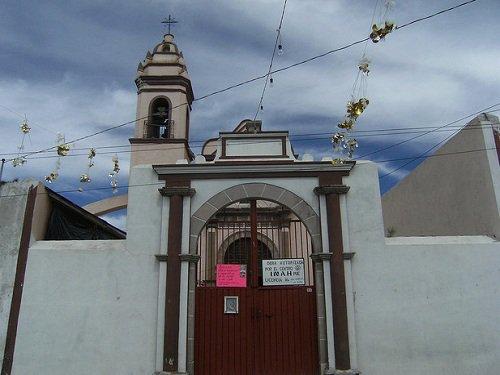 Paseo por Mexico Capilla de San Antonio de Padua