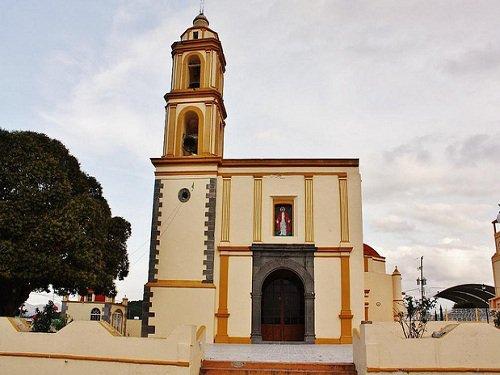 Paseo por Mexico Iglesia de Santa Margarita en Mazapiltepec de Juárez