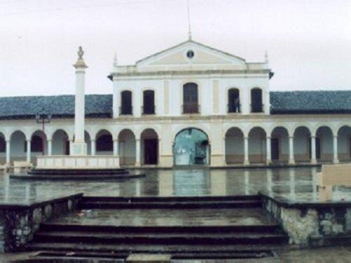 Paseo por Mexico Palacio Municipal Nauzontla