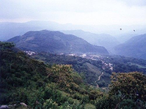 Paseo por Mexico Miradores Olintla