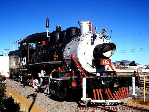Paseo por Mexico Ferrocarriles de Oriental