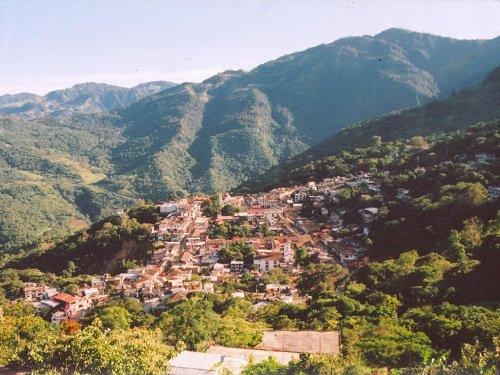 Paseo por Mexico Paisajes Pahuatlán