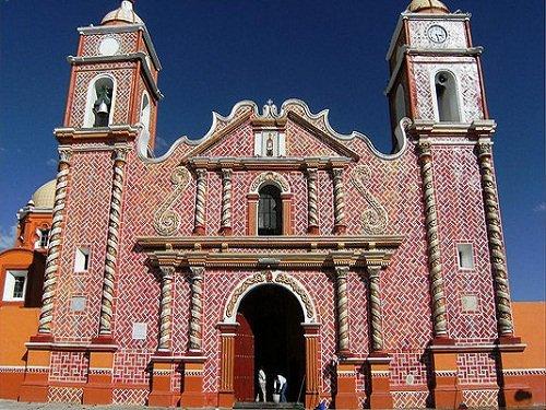 Paseo por Mexico Iglesia de San Agustín en Palmar de Bravo