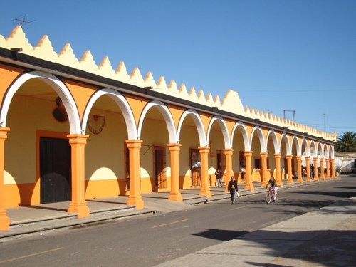 Paseo por Mexico Portales de Palmar de Bravo