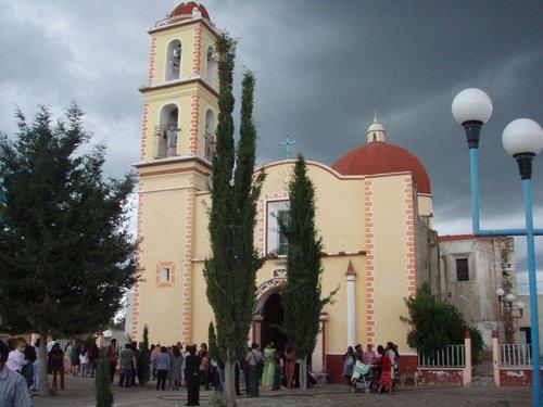 Paseo por Mexico Iglesia de La Purísima en Palmar de Bravo