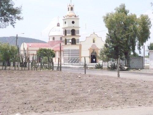 Paseo por Mexico Iglesia de San José Bellavista en Palmar de Bravo