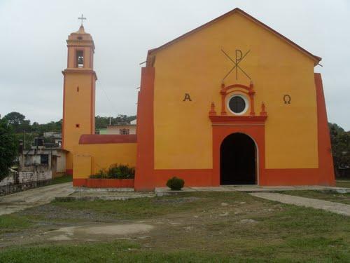 Paseo por Mexico Templo parroquial de Pantepec