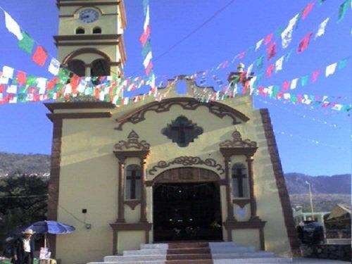 Paseo por Mexico Iglesia de Rosario Micaltepec en Petlalcingo