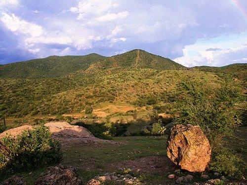 Paseo por Mexico Cerro de Cristo Rey de Piaxtla