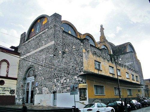 Paseo por Mexico Templo del Inmaculado Corazón de Maria en Puebla