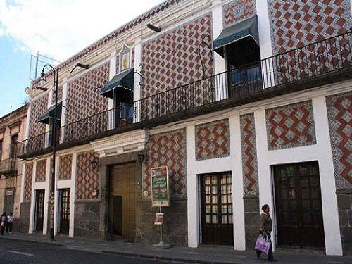 Paseo por Mexico Casa del Alguacil Mayor en Puebla