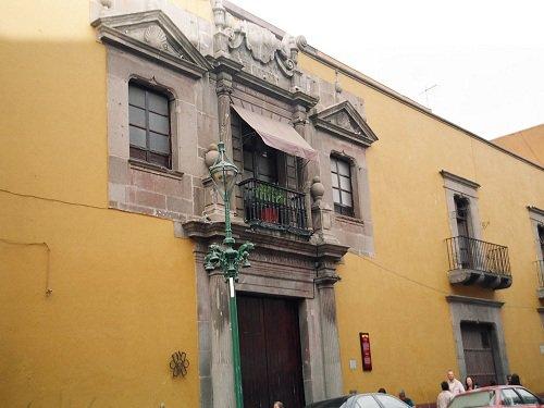 Paseo por Mexico Casa del Deán en Puebla