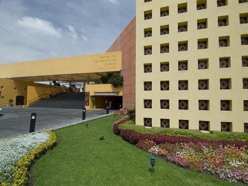 Paseo por Mexico Centro de Convenciones de Puebla