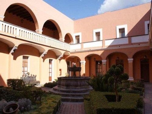 Paseo por Mexico Museo Amparo de Puebla