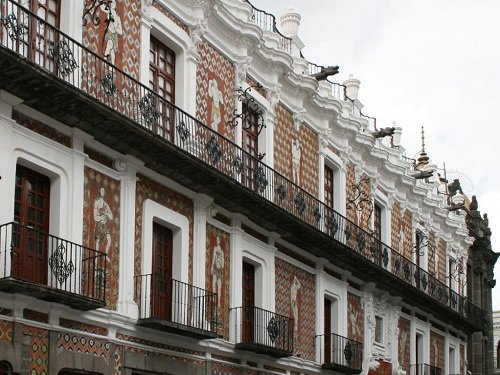Paseo por Mexico Museo Universitario Casa de los Muñecos en Puebla