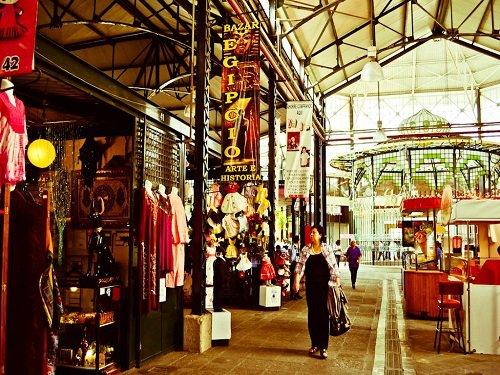 Paseo por Mexico Mercado de la Victoria en Puebla