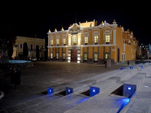 Paseo por Mexico Teatro Principal de Puebla