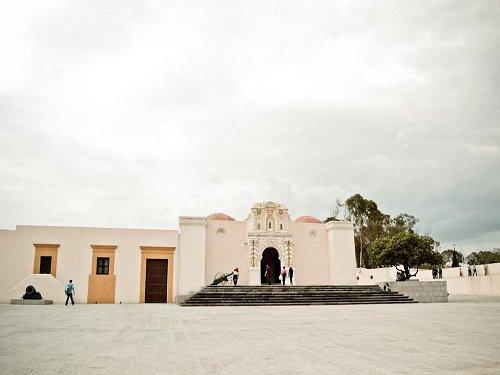 Paseo por Mexico Fuerte de Loreto en Puebla