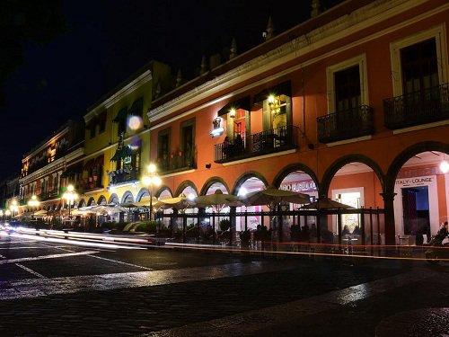 Paseo por Mexico Los Portales de Puebla
