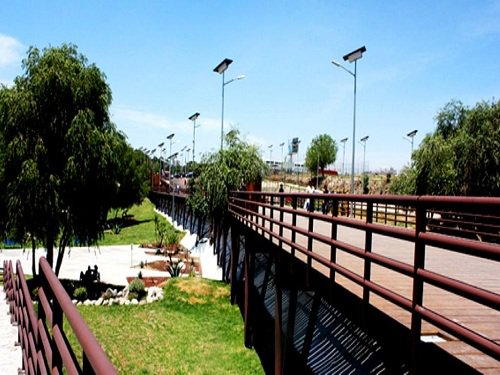 Paseo por Mexico Paseo Río Atoyac en Puebla