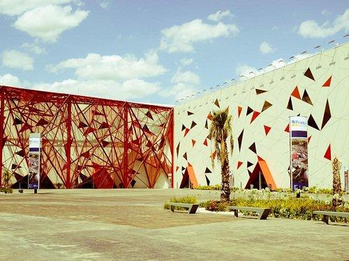 Paseo por Mexico Centro Expositor de Puebla