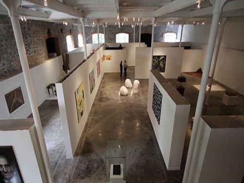 Paseo por Mexico Galería de Arte Moderno y Contemporáneo de Puebla