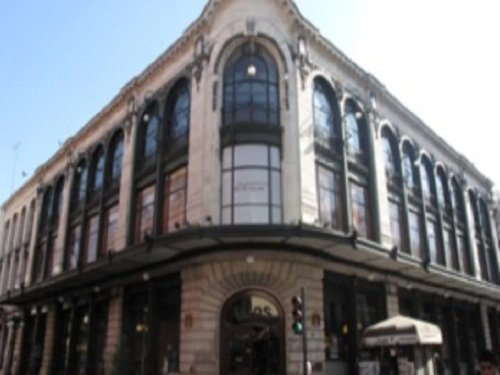 Paseo por Mexico Edificios de las Ex Fábricas de Francia en Puebla