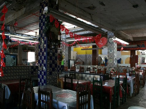 Paseo por Mexico Mercado del Alto de Puebla