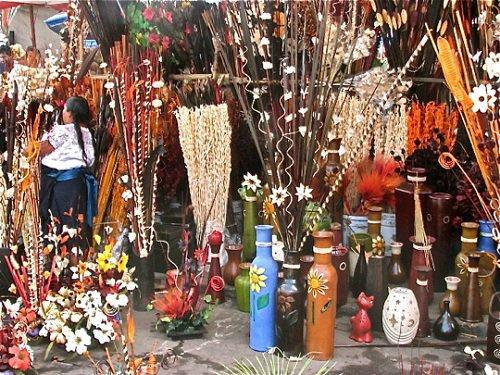 Paseo por Mexico Barrio de Analco en Puebla
