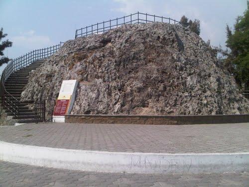 Paseo por Mexico Volcán Cuexcomate en Puebla