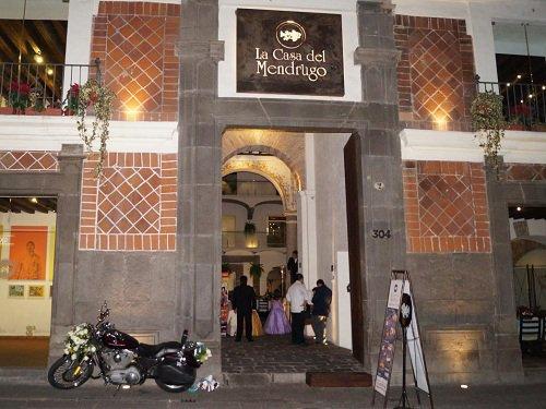 Paseo por Mexico Museo Casa del Mendrugo en Puebla