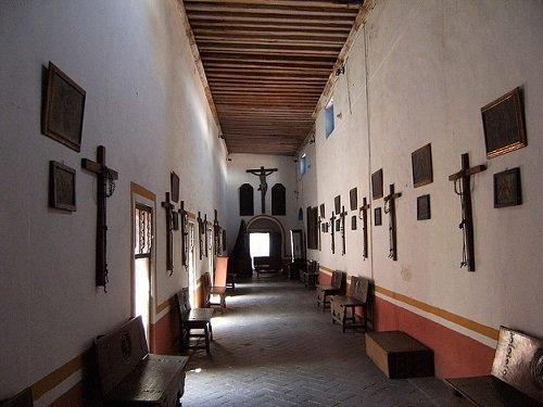 Paseo por Mexico Un poco mas del Ex Convento Santa Monica en Puebla