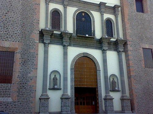 Paseo por Mexico Parroquia Nuestra Señora del Sagrado Corazón en Puebla