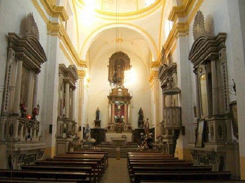 Paseo por Mexico Interior de Capilla San Juan de Letrán en Puebla