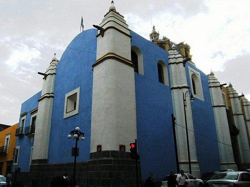 Paseo por Mexico Ex Convento la Limpia Concepción de Nuestra Señora en Puebla