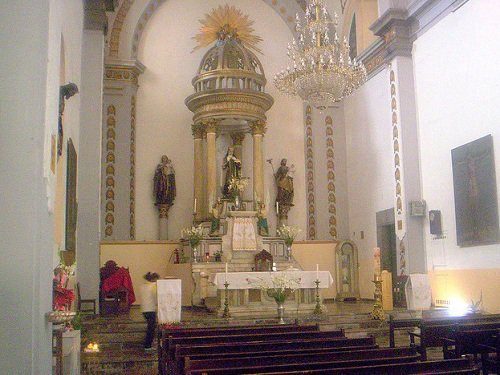 Paseo por Mexico Ex Convento de Santa Teresa de Avila en Puebla