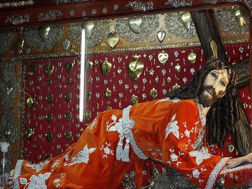 Paseo por Mexico Nuestro Padre Jesús de la Maravilla en Puebla